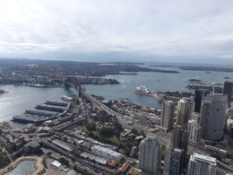 View from Opera House and Harbour Bridge , carlosabreurj - July 2015