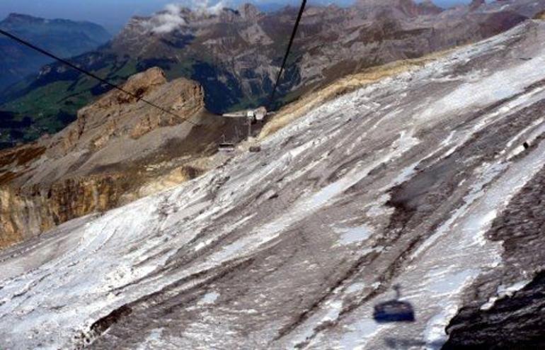 Ice-glider - Lucerne