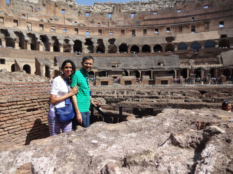 Inside the colosseum photo 13731041 770tall