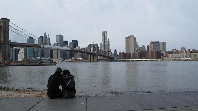 M and V - New York City