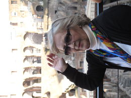 Para interna del Coliseo Romano , LILI - November 2015