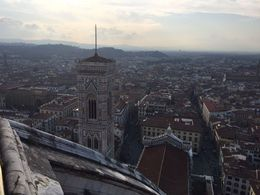 A different view from the top of the dome! , Ken - October 2015