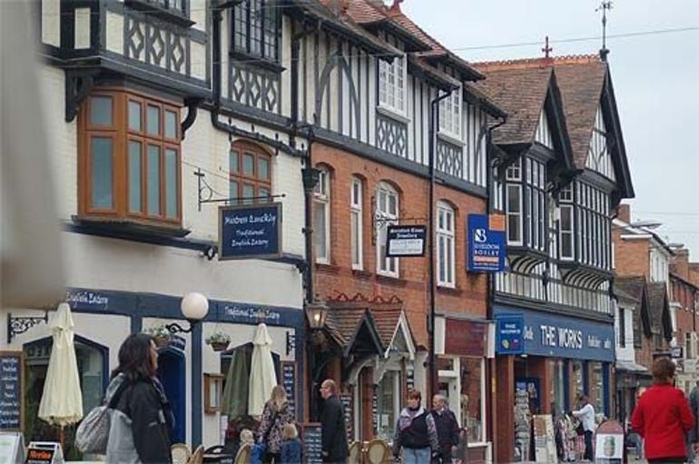 Stratford on Avon - London
