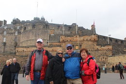 Wayne, Mary, Joe, and Vickie , waynelupton52 - October 2015