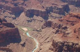 Look at those colors of the canyon!, indieandiejones - June 2011