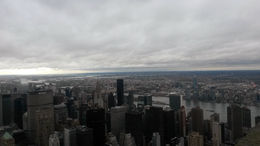 View from the 86th floor - December 2014