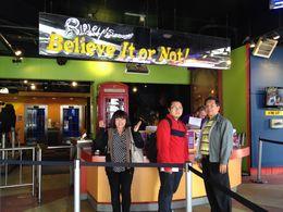 Myself - Linda Chang My son - Gabriel Wee My husband - Wee Thian Seong , Boi Kui C - June 2015