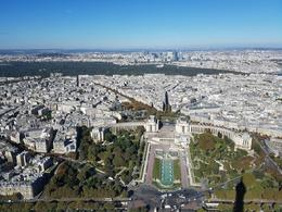 View from the summit looking over Paris. , Roma S - October 2016