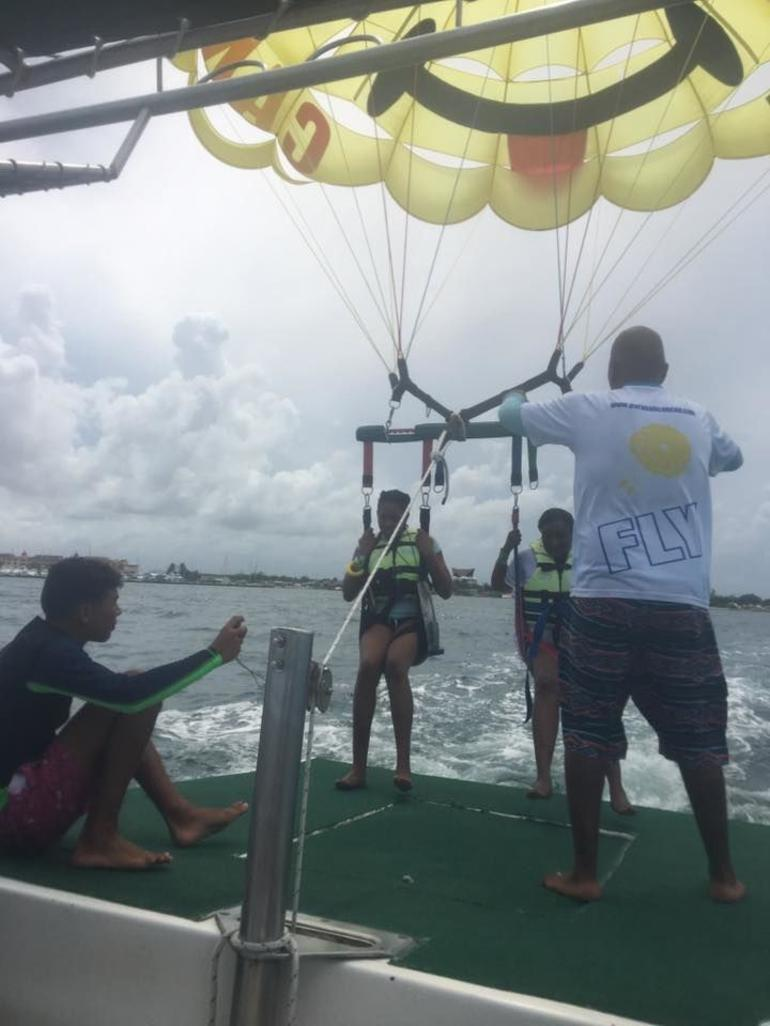 Sightseeing, Snorkeling, and Dancing Catamaran Cruise from Cancun photo 16
