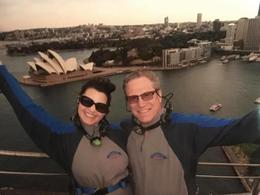 Sydney BridgeClimb for my birthday! , mmorgan225 - October 2017