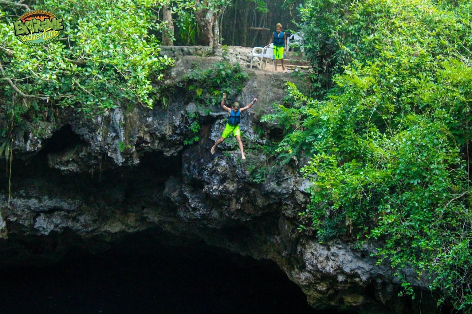 MAIS FOTOS, ATV, Ziplines and Cenote Tour at Extreme Adventure Eco Park Cancun