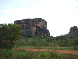 Arnhem Land escarpment and a deep spiritual sense. , Susan M - November 2011