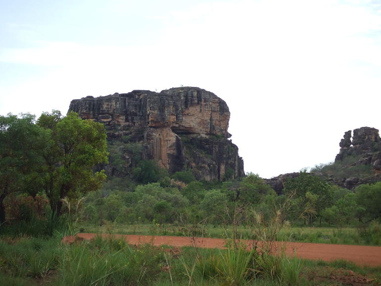 Arnhem Land escarpment - Darwin