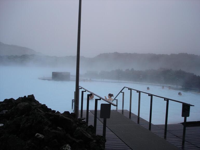 At the lagoon - Reykjavik