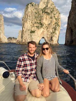 Photo cruising around the island. , Ashley T - October 2015