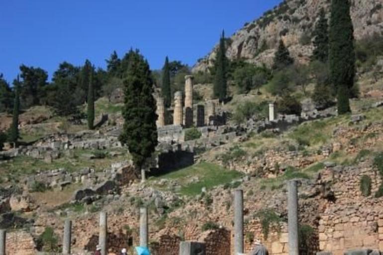 Delphi Ruins (1) - Athens
