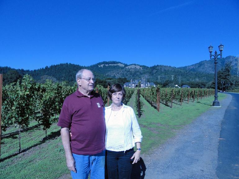 French Chalet Vines - San Francisco