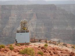 This was where they used to bring bat guano up from the caves on the other side of the canyon. , Mark G - March 2011