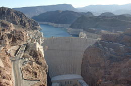 The Hoover Dam holding back Lake Mead, NICE. , Jodi H - September 2016