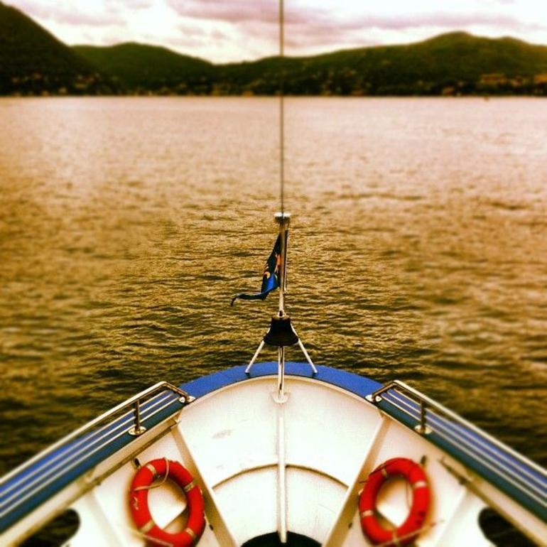 Lake Como - Milan