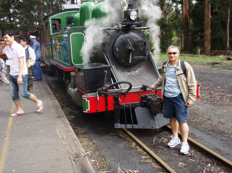 Puffing Billy Steam Train & Healesville Wildlife Sanctuary Tour From Melbourne photo 20