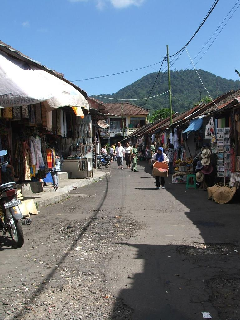 Markets in Bali - Bali