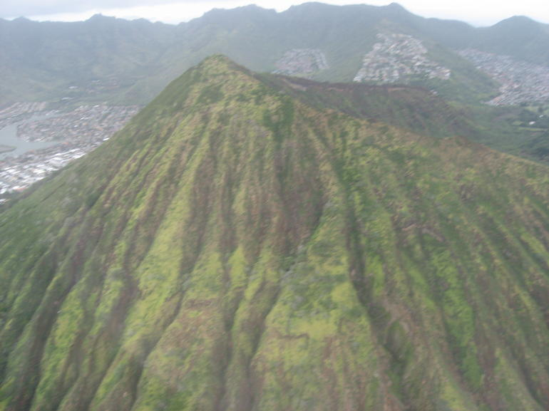 Mountains - Oahu