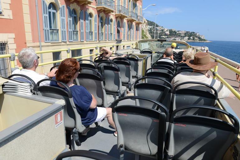 Nice Hop-On Hop-Off Tour - Nice