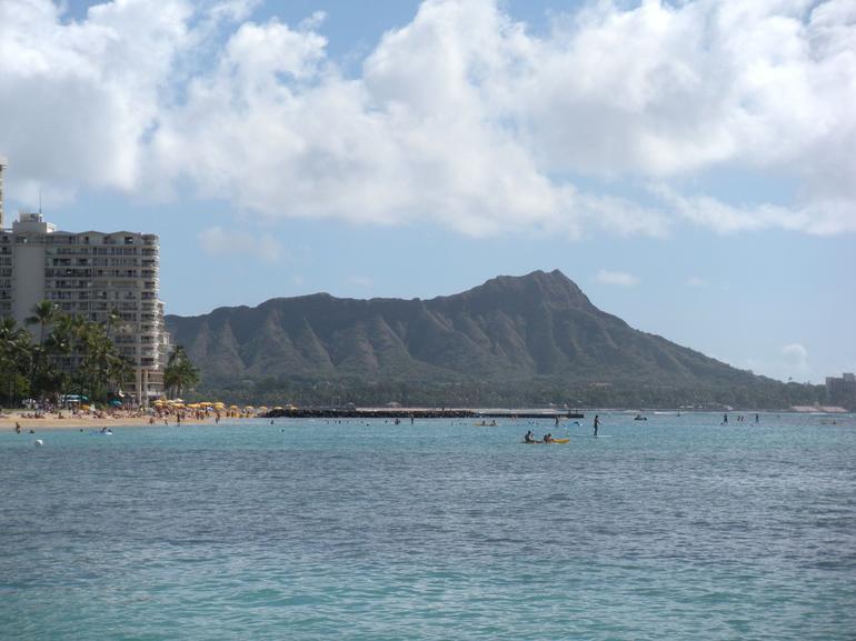 Oahu shore - Oahu