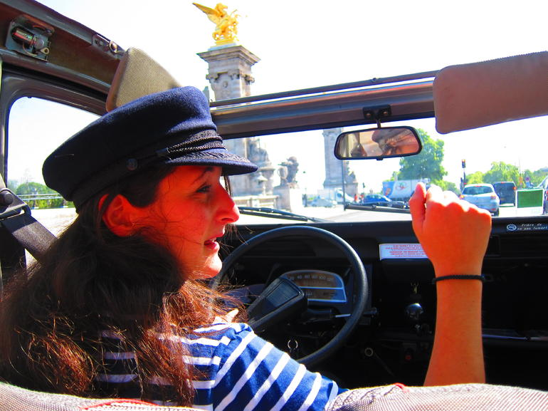 Private Paris tour by Citroen 2CV - Paris