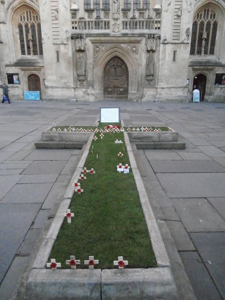 Remembrance Day Cross - London