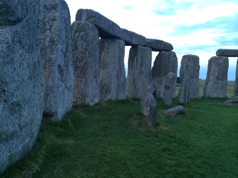 Stonehenge Inner Circle Access Day Trip from London Including Windsor photo 22