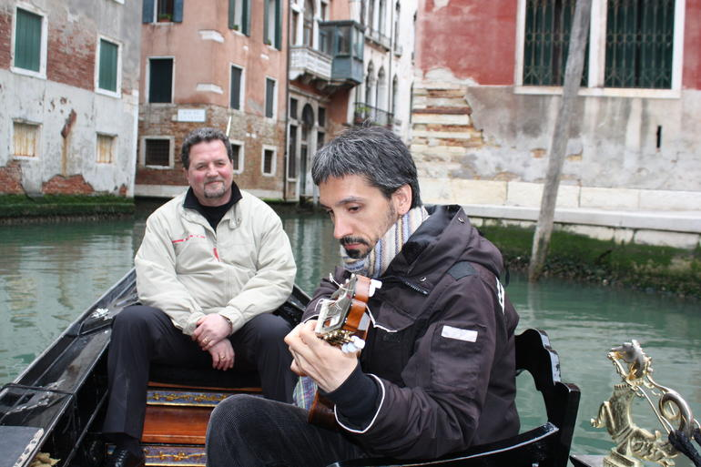 Private Tour: Venice Gondola Ride with Serenade photo 20