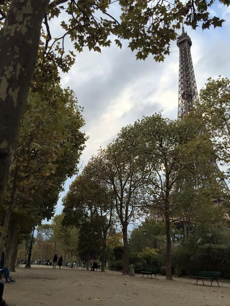 Skip the Line: Small-Group Eiffel Tower Sunset Tour photo 13