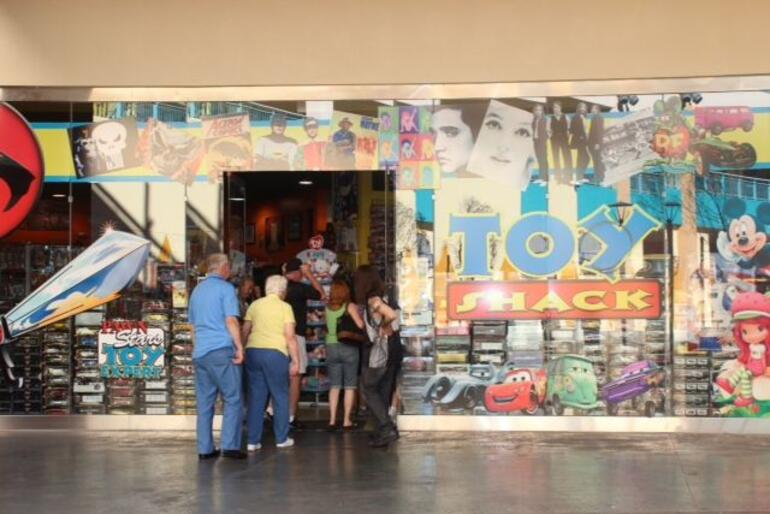 The Toy Shack - Las Vegas