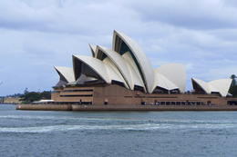 Sydney Opera House from the water , Kristine K - March 2017