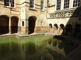 Pool at the Roman Baths , Nana - May 2017