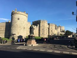 outside Windsor Castle , Matt - May 2017