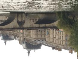 The Louvre fro the river , Patti B - September 2017