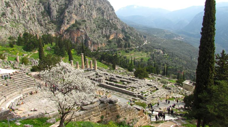 Delphi Day Trip from Athens photo 17