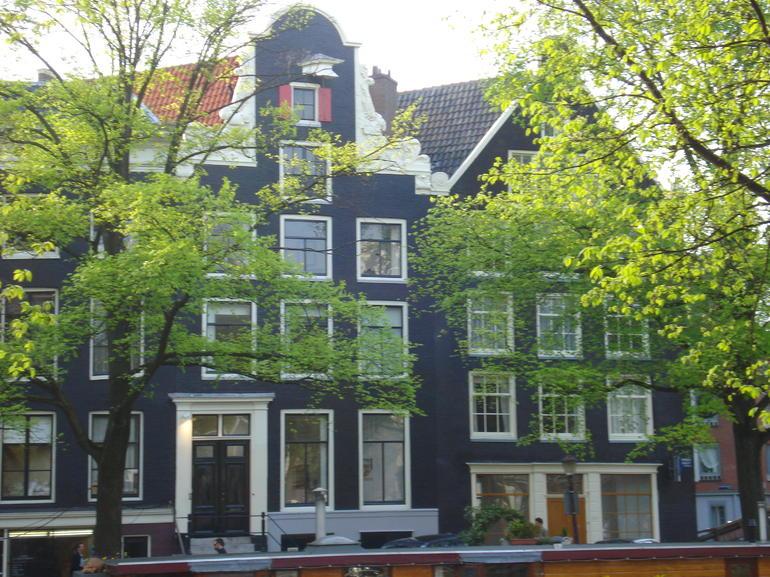 Amsterdam buildings - Amsterdam