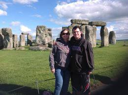 Great trip with My Son on his graduation trip to England before going off to College! , Marci B - July 2013
