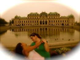 At the palace - July 2014