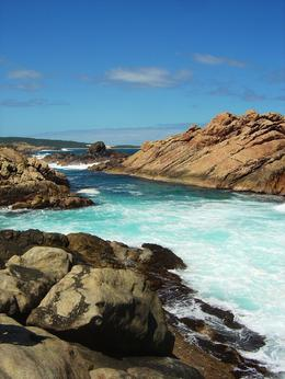 Canal Rocks near Margaret River on the coast, just outside Dunsborough. , Leah - April 2011