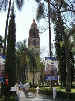 View of the Cathedral from the gardens, Olivia Z - April 2009