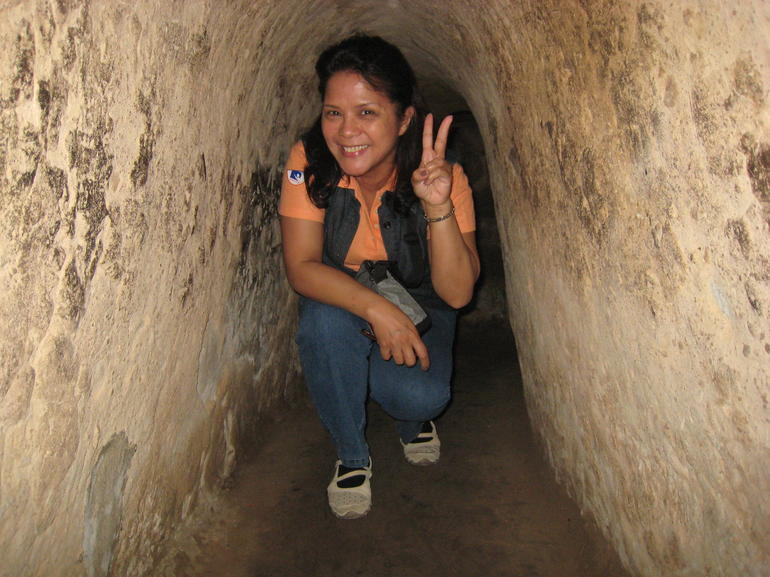 Cu Chi Tunnel - Ho Chi Minh City