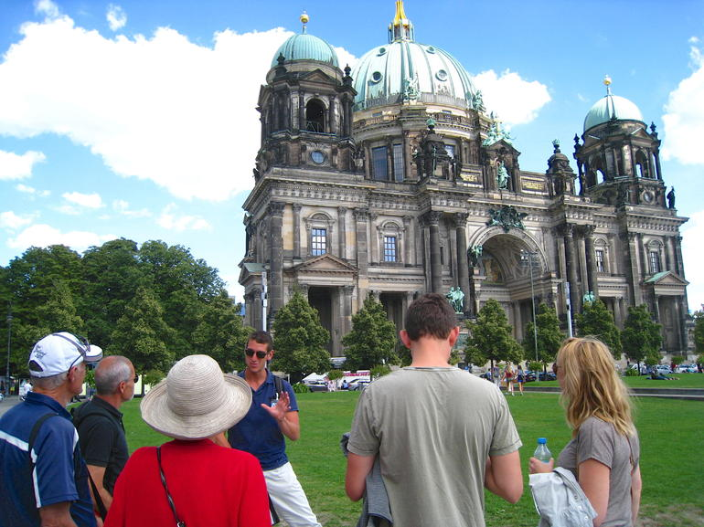 Discover Berlin Half-Day Walking Tour photo 20