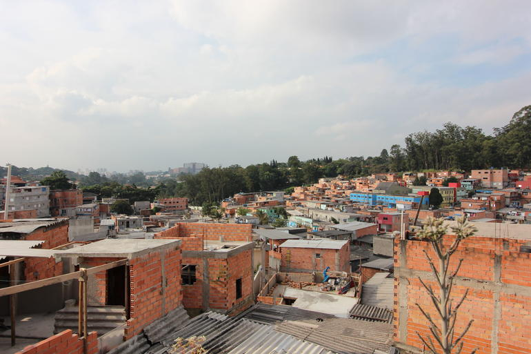 From the roof - São Paulo