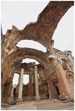 Architecture from Hadrian's Villa , Sara - May 2016