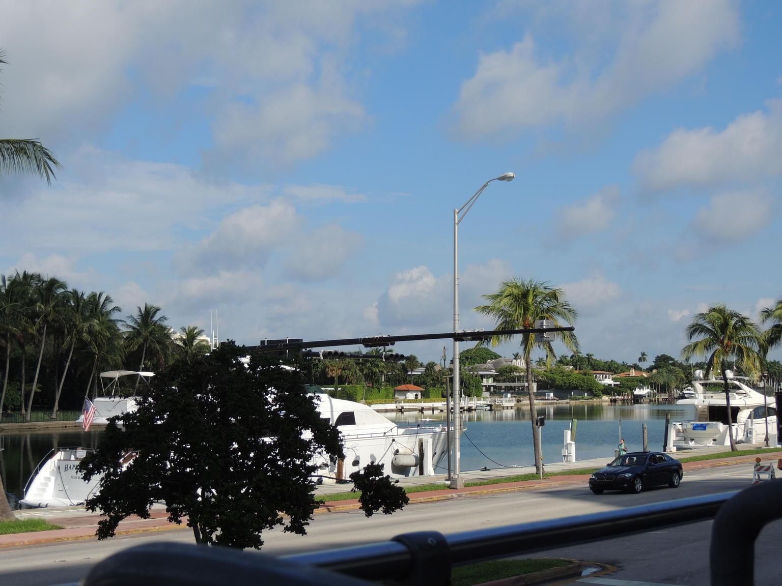 Hopp in Hopp Tour mit Big Bus durch Miami